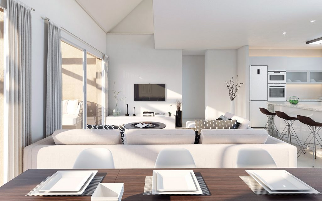 Bayview Homes new development of off-plan apartments in Benalmadena