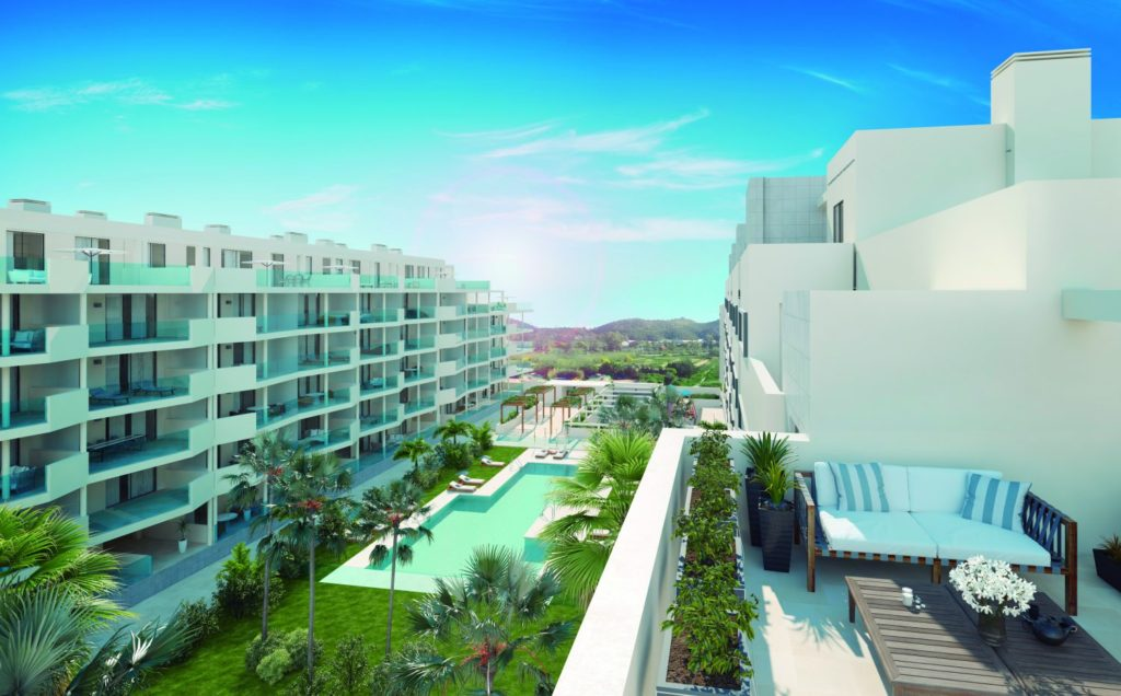 Off plan apartments for sale in Fuengirola