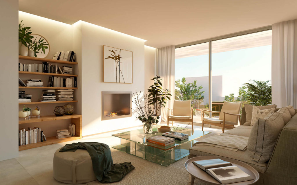 Sotogrande off-plan townhouses for sale