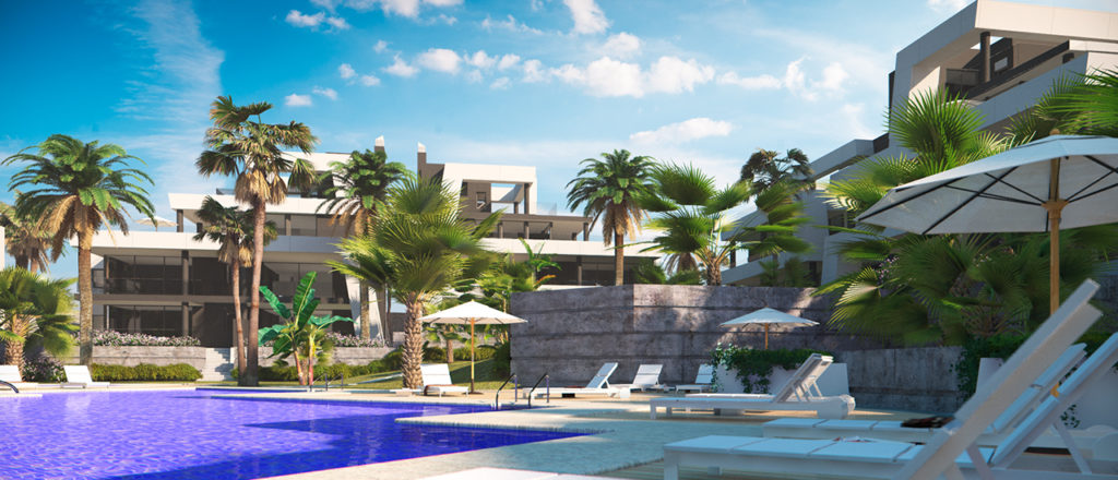 Off plan apartments for sale in Cabopino, East Marbella