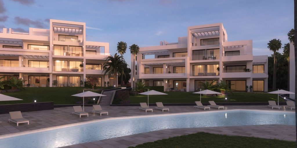 Off plan apartments for sale in Atalaya, New Golden Mile