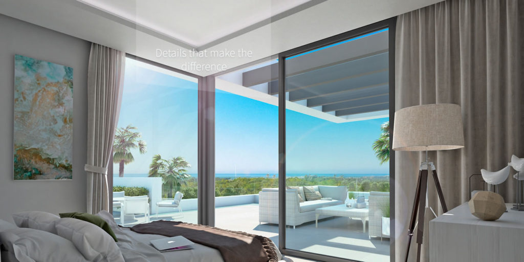 Off plan apartments for sale in New Golden Mile
