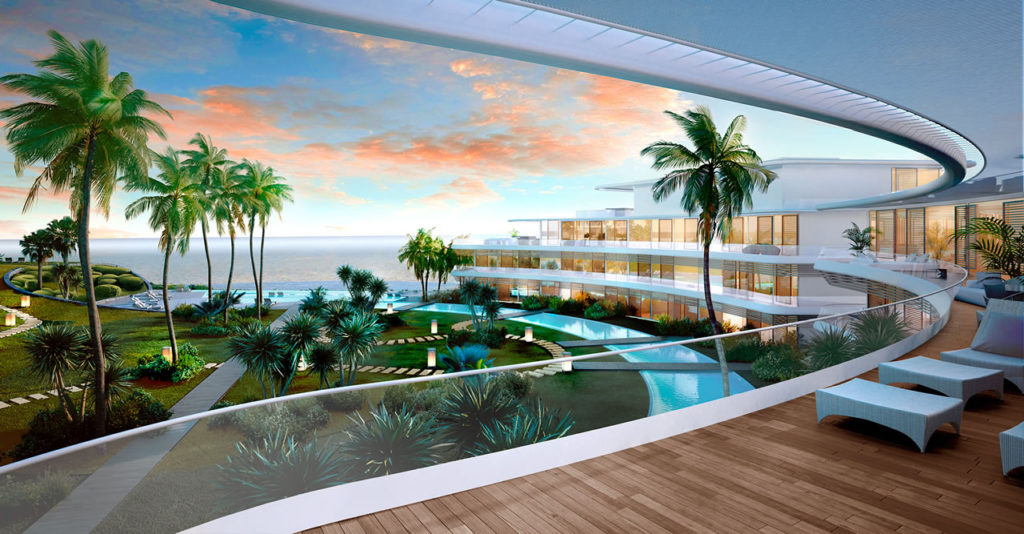 Off plan apartments for sale in Estepona
