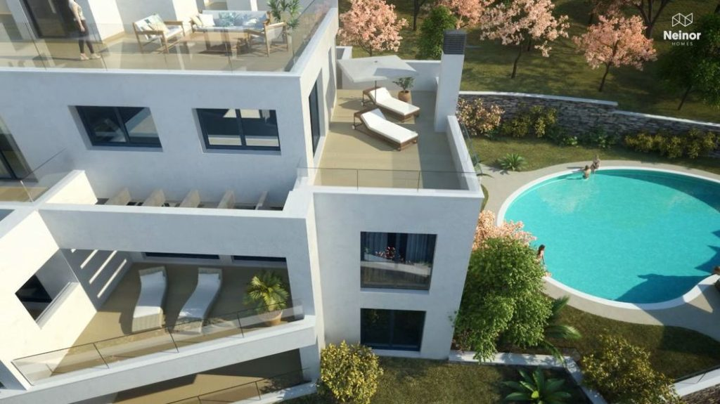 Off plan apartments for sale in Marbella