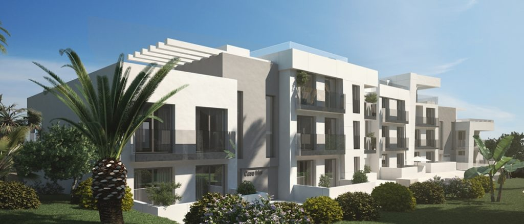 Nueva Andalucia Off-Plan apartments for sale