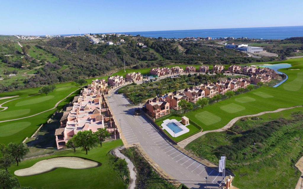 Estepona Off-Plan properties for sale. Off-plan townhouses for sale in Estepona